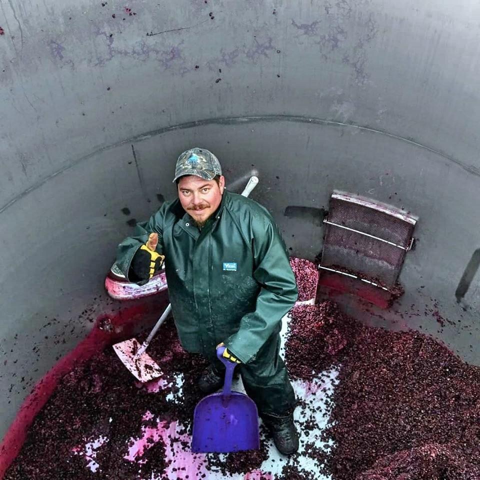 St Hubertus & Oak Bay Estate Winery #BCHarvest19